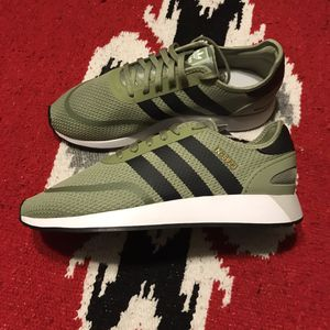 NWT ADIDAS N-5923 SNEAKERS IN GREEN MESH MENS SIZE 11 for Sale in San Diego, CA