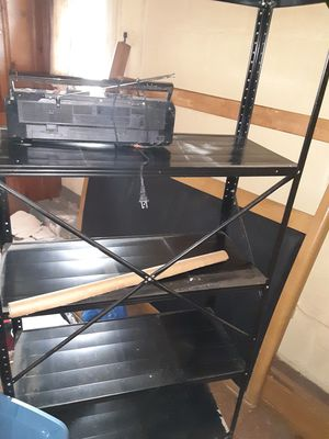 Metal shelves for Sale in Baltimore, MD