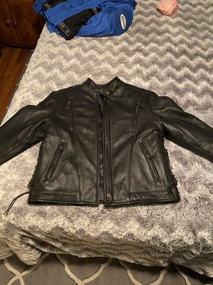Motorcycle cycle winter jacket for Sale in Levittown, NY