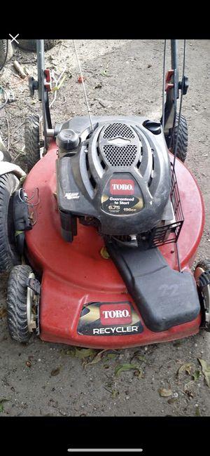 Toro lawn mower for Sale in Austin, TX