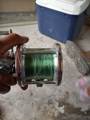 Rod and reel for Sale in Humble, TX