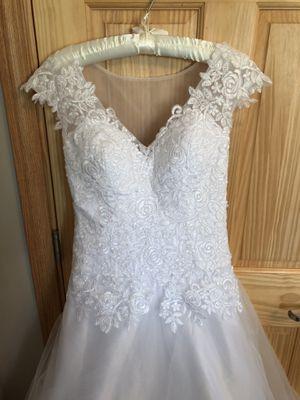 Wedding dress for Sale in Traverse City, MI