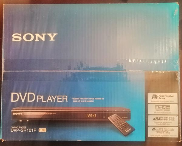 New SONY DVD Player for 90$