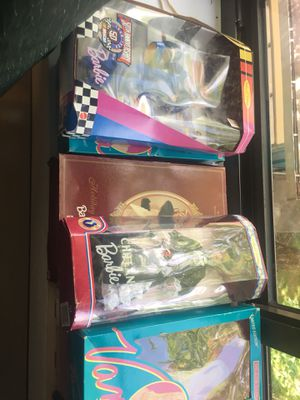 Lot of Barbie dolls and accessories for Sale in Trenton, NJ