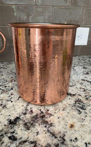 Copper Utensil Crock for Sale in Smyrna, GA