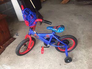 Spiderman 14in bike for Sale in Warren, MI