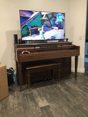 Upright Piano shafer and sons for Sale in Loma Linda, CA