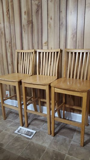 Bar stool/chairs for Sale in Clayton, NC