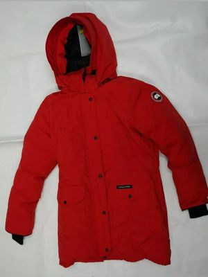 Canada Goose 6660L Trillium Parka Size XL Jacket- Red for Sale in Minneapolis, MN