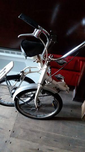 Old school 20 inch bike split right in the middle for Sale in Philadelphia, PA
