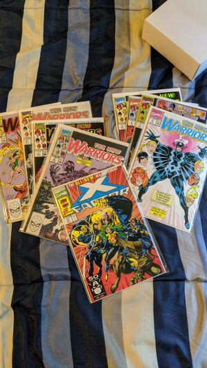 New warriors comics for Sale in Los Angeles, CA