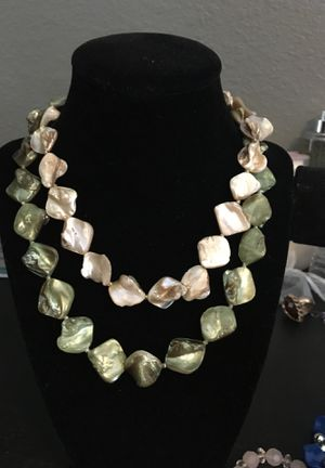 Vintage Double layered necklace . for Sale in Hayward, CA