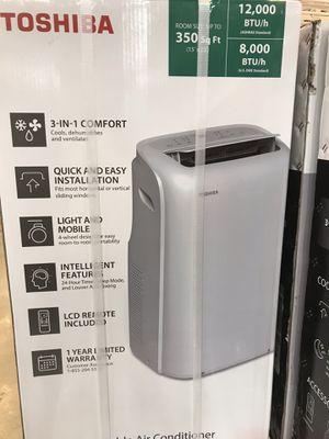Toshiba 12000 btu portable ac for Sale in Decatur, GA
