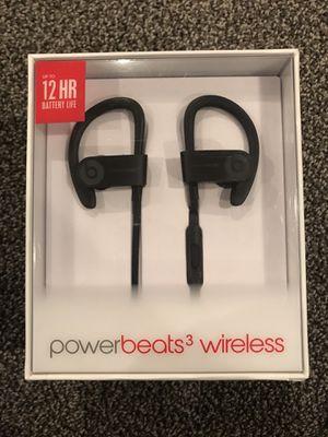 Powerbeats 3 Wireless for Sale in Northville, MI