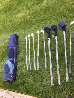 PRO 7 Tour Performance 9 Piece Golf Set with stand bag + FREE Balls & Tees for Sale in FSTRVL TRVOSE, PA