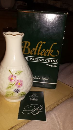 Handcrafted Belleek* Fine Parian China for Sale in Fairfax, VA