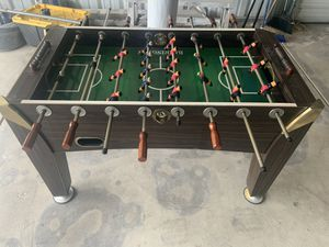 Foosball table futbolito for Sale in Fresno, CA