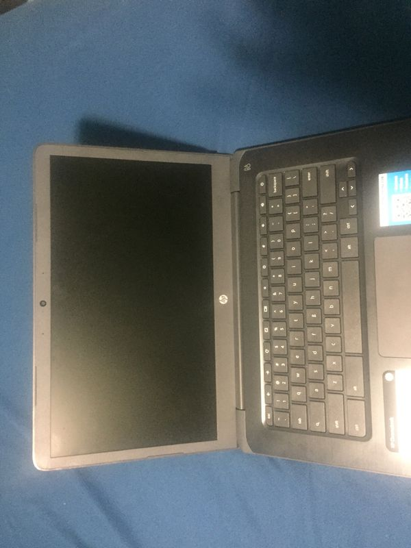 """14 HP Chromebook"