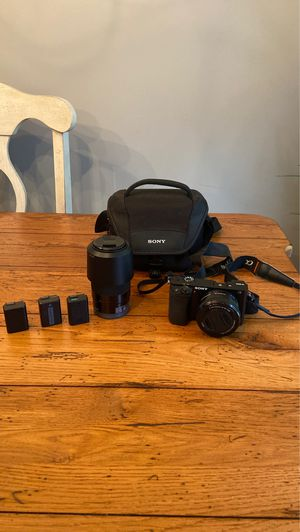 Sony A6000 for Sale in Massapequa, NY