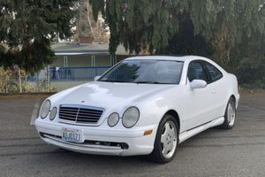 2001 Mercedes CLK for Sale in Lakewood, WA