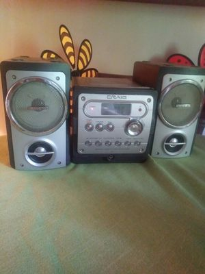 Awesome Craig CD Radio for Sale in Highland City, FL