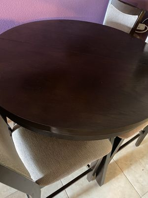 Kitchen table and chairs for Sale in The Villages, FL