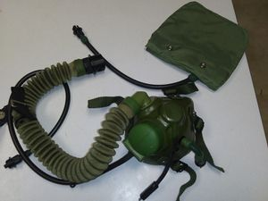 oxygen mask chinese military PLAAF for Sale in Livingston, LA