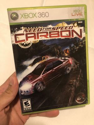Need for Speed Carbon Xbox 360 game for Sale in Lawrenceville, GA
