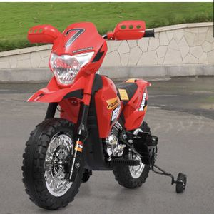 6V Kids Electric Dirt Bike with Training Wheels for Sale in Anaheim, CA