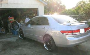 Single.owner 2003 Honda Accord 2.4L Needs.Nothing 4WDWheels One Owner for Sale in Orange, CA