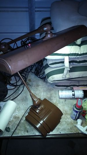 Vintage Flexo lamp from the 40s excellent condition for Sale in New Bern, NC