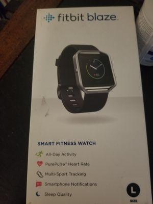 Fitbit Blaze watch for Sale in Palm Bay, FL