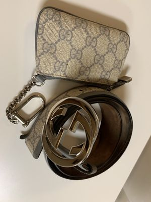 Gucci belt size 32 for Sale in Frisco, TX