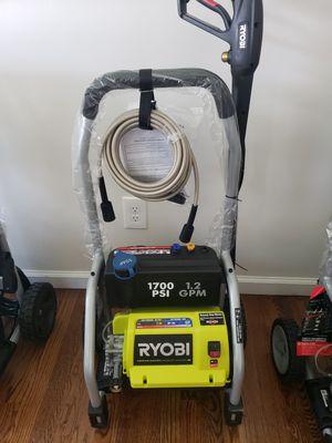 Ryobi pressure washer brand new for Sale in Morrisville, PA