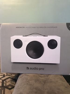 Audio Pro Addon C10 for Sale in Phoenix, AZ