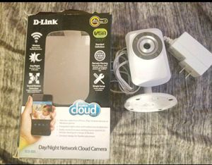 Dlink security camera for Sale in Harrisburg, PA