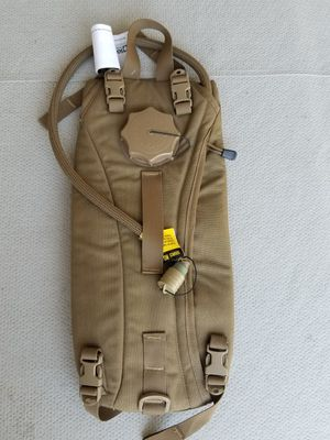 USMC Source Tactical WXP 3L Coyote Hydration Pack System, Backpack for Sale in Escondido, CA