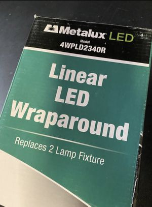 Metalux LED 43 inch Light Fixture 4WPLD2340R for Sale in McDonogh, MD