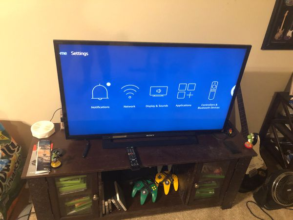 """42"""" Sony TV. Got a new bigger one and need this one one gone. It works perfectly so I'm asking for $200 OBO."""