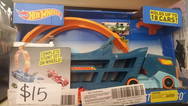 Hot wheels toy