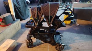 Graco double stroller. Ready 2 grow for Sale in Los Angeles, CA