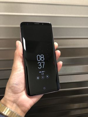 Samsung Galaxy S9 Lilac. 64G (AT&T•CRICKET) for Sale in Clovis, CA