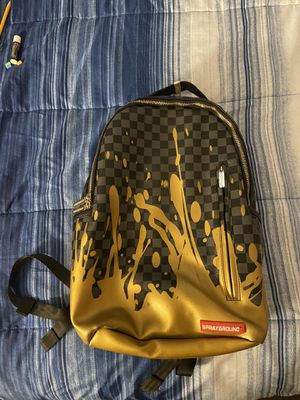 Authentic Sprayground Backpack for Sale in Tampa, FL