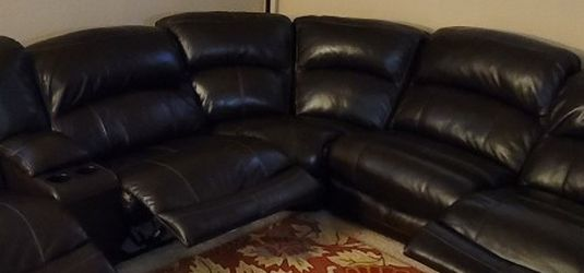 Leather Sectional for Sale in Vancouver,  WA