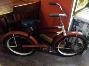 Antique kids bike...(pre war)German made Standard De Luxe... original continental tires! for Sale in Philadelphia, PA