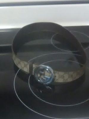 Gucci belt for Sale in Kennewick, WA