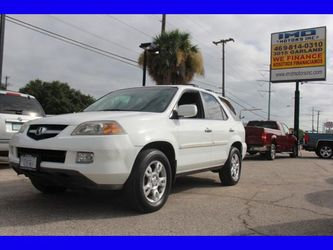 2006 Acura Mdx for Sale in Garland,  TX