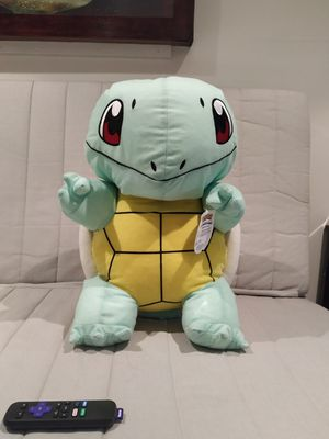 Squirtle stuffed animal for Sale in Miami, FL