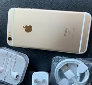iPhone 6s, !!Factory Unlocked & iCloud Unlocked.. Excellent Condition, Like a New... for Sale in Springfield, VA