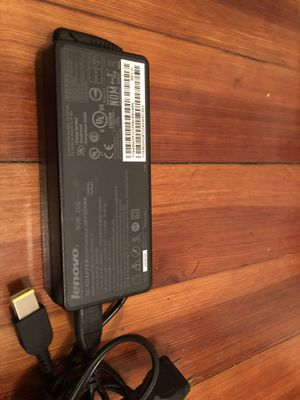 Lenovo laptop charger for Sale in West Somerville, MA